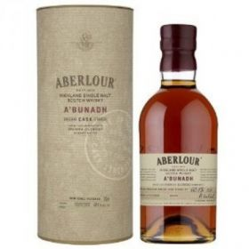 ABERLOUR A BUNADH SCOTCH 750ML